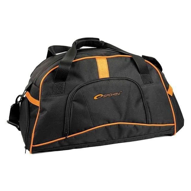 KANGOO-Sportovní taška černá