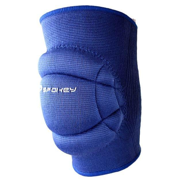 SECURE Chrániče na volejbal modré 2 ks