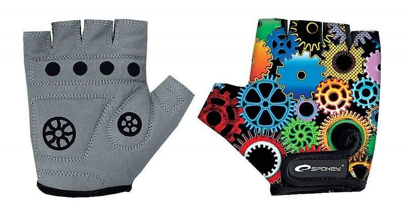 BOLT GLOVE Dětské cyklistické rukavice