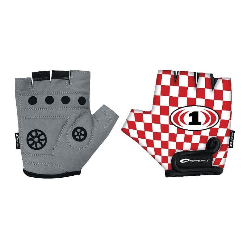 RACE GLOVE Dětské cyklistické rukavice XS-S