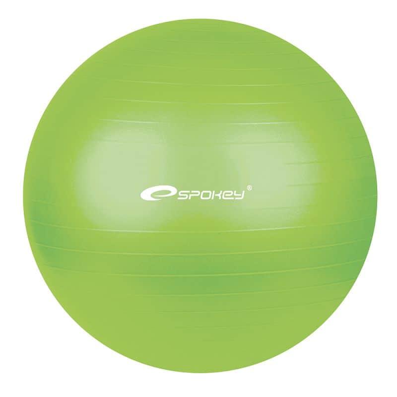 FITBALL- Gymnastický míč 75 cm včetně pumpičky, zelený