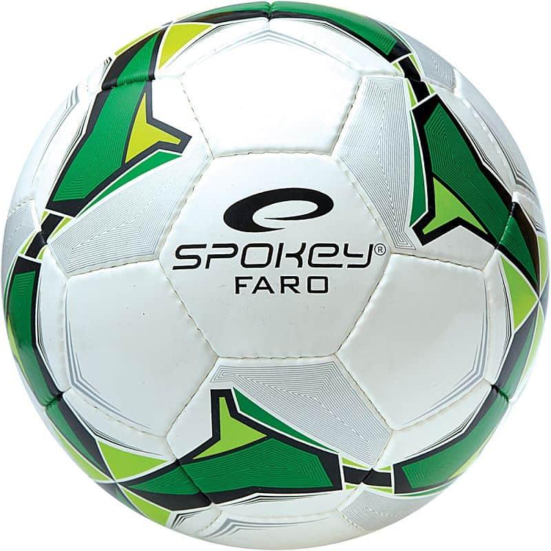 FARO FUTSAL II Míč na halový fotbal zelený č.4
