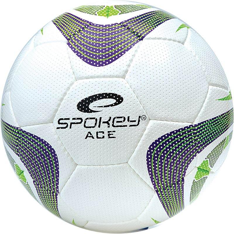 ACE FUTSAL II Míč na halový fotbal  fialový č.4