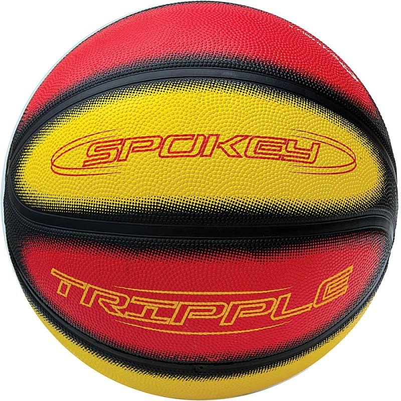 TRIPPLE Míč na košíkovou červený 7