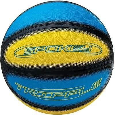 TRIPPLE Míč na košíkovou modrý 7