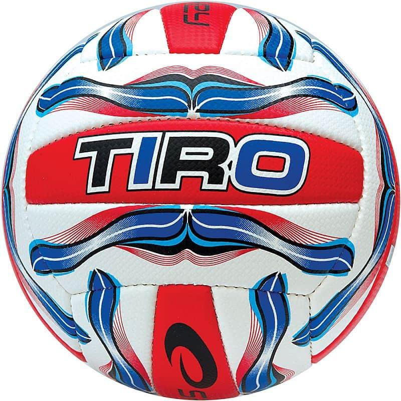 TIRO II Volejbalový míč červený č.5