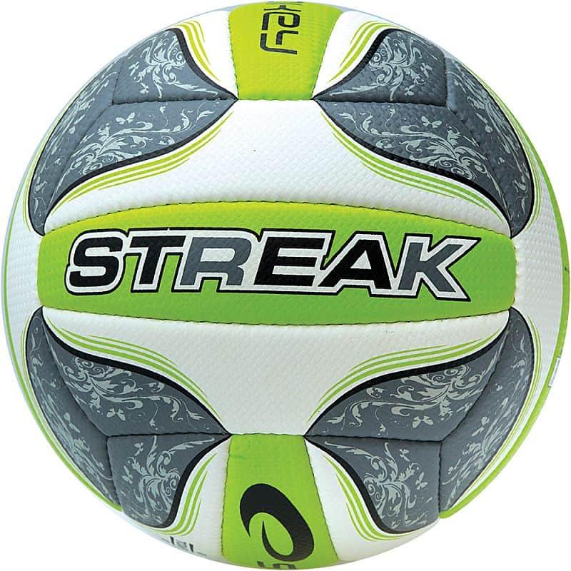 STREAK II Volejbalový míč šedý č.5