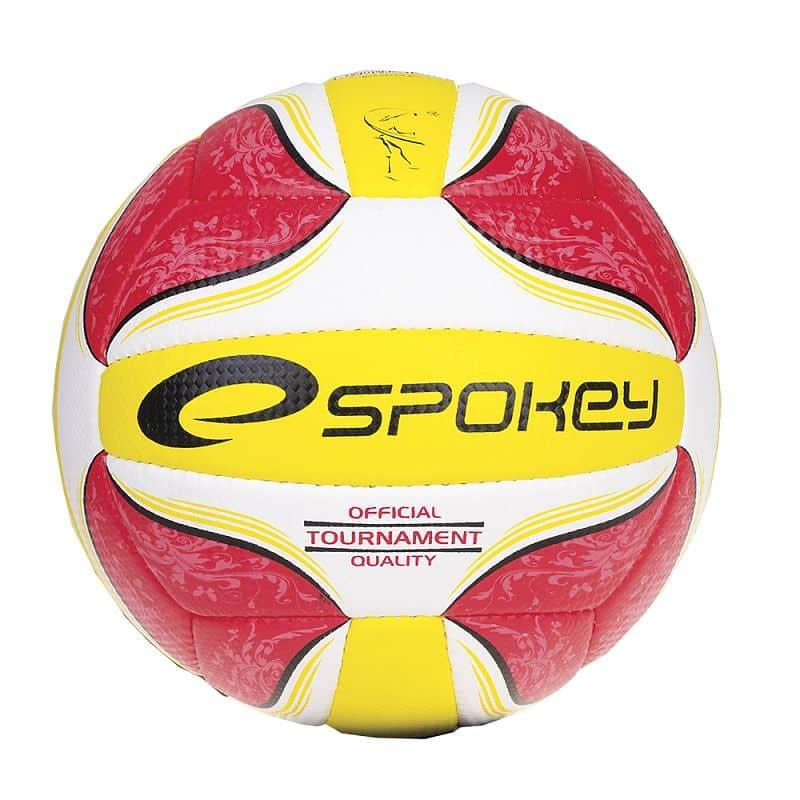 STREAK II Volejbalový míč červený č.5