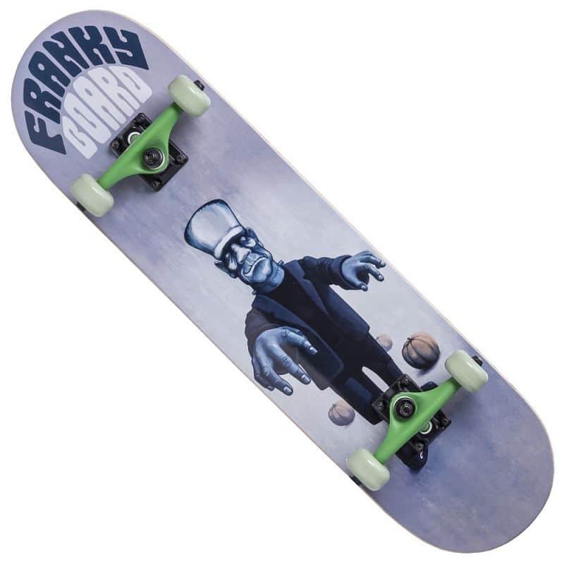 FRANKY BOARD Skateboard 78,7 x 20 cm