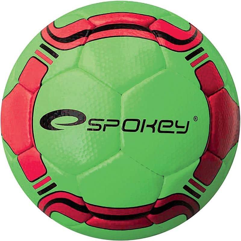 IMPACT - Fotbalový míč zelený č.5