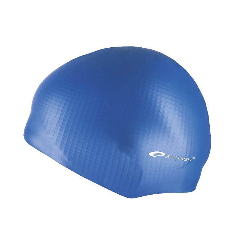 SENSE Plavecké masážní silikonová čepice