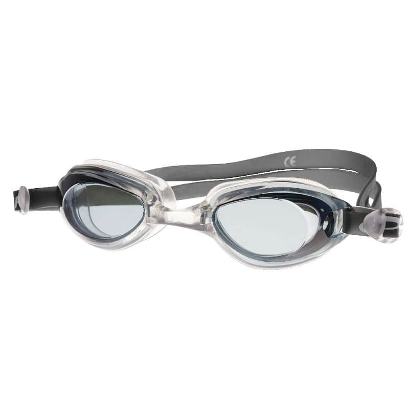 SWIMMER-Plavecké brýle pink smoke