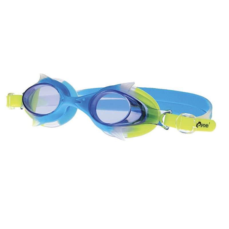 WALLY Dětské plavecké brýle černá