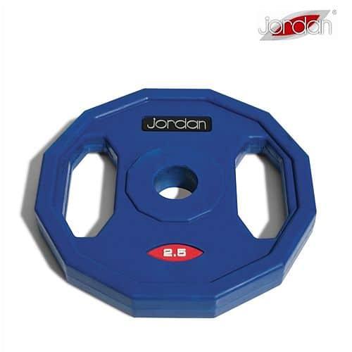 Studio Barbell Jordan kotouč 2,5kg modrý