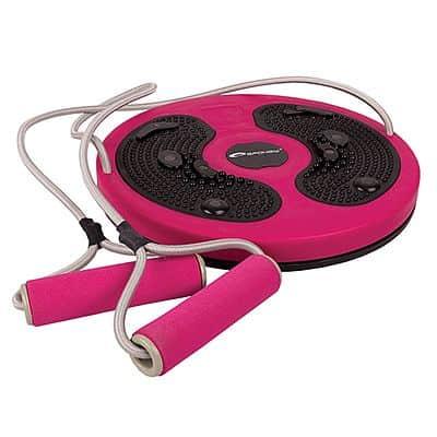 WILD TWIST Twister s posilovací gumou růžový