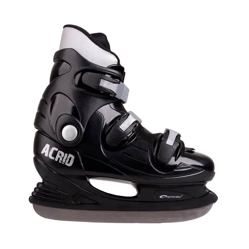ACRID RENT Zimní brusle černé č. 45