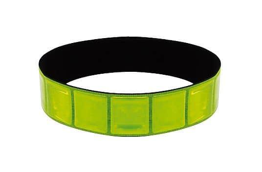 Reflexní pásek 3x35 cm  na suchý zip