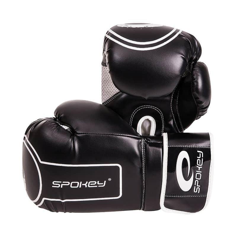 DARUMA Boxerské rukavice černé 10-12oz