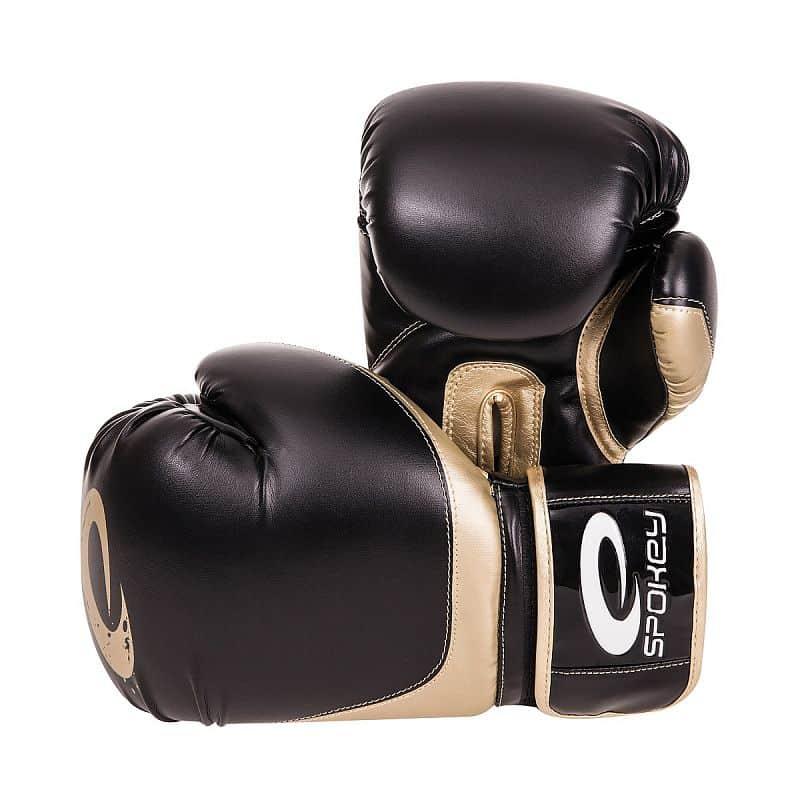 HANIWA Boxerské rukavice černé 10-12oz