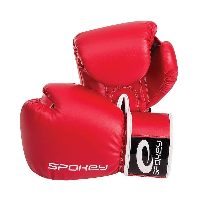 NINIGI Boxerské rukavice červené 10-12oz