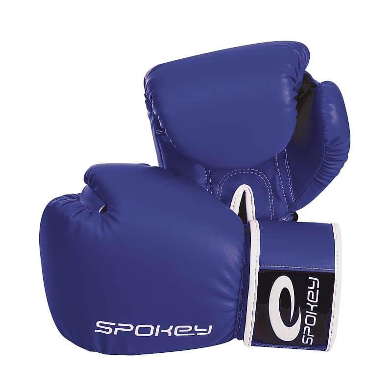 NINIGI Boxerské rukavice modré 10-12oz