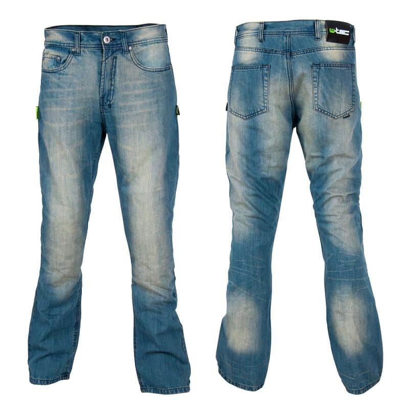 Pánské moto jeansy W-TEC Airweigt