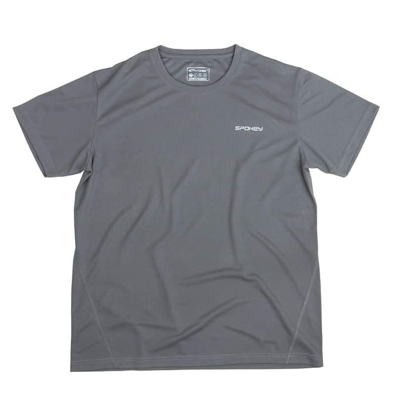 BECOOL 20 MAN Pánské funkční tričko šedé L