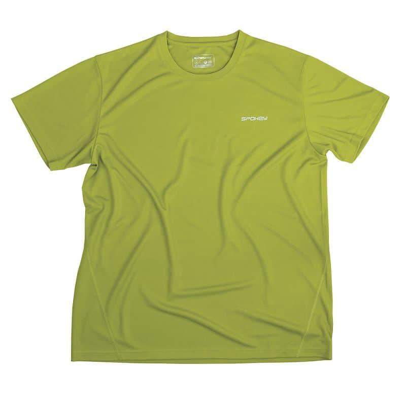 BECOOL 20 MAN Pánské funkční tričko zelené XXL