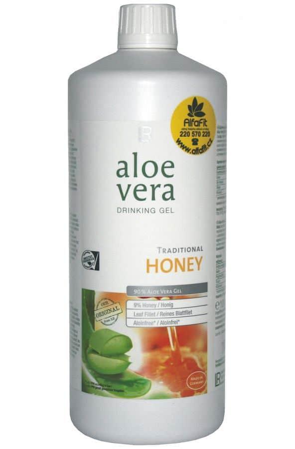 LR Aloe Vera Drinking Gel nápoj z aloe vera s vitamínem C