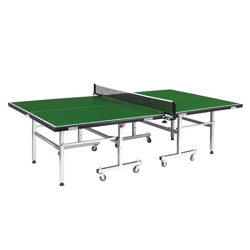 Stůl na stolní tenis Joola Transport Barva zelená