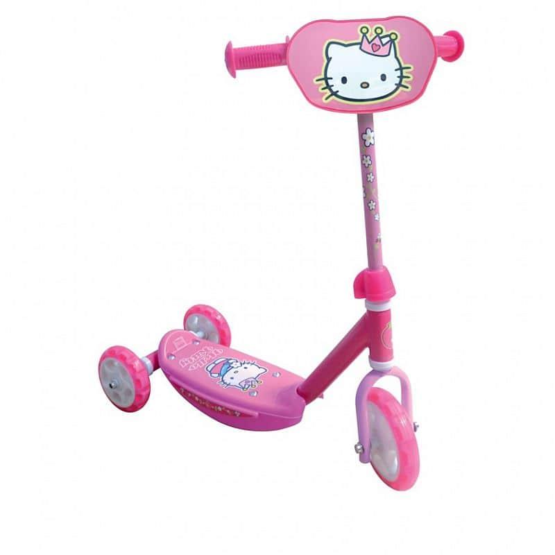 Dětská trojkoloběžka Hello Kitty Princess