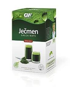 Ječmen Green Ways (Mladý ječmen) 250 g