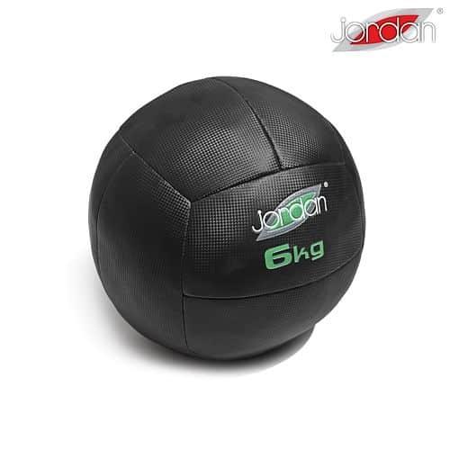Oversized Medicineball Jordan Fitness 6 kg zelený