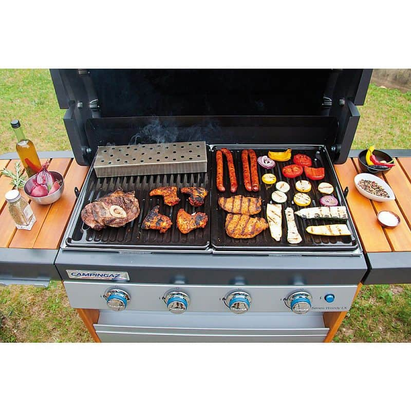 Gourmet Barbecue Smoking Box