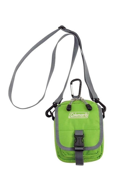 ZOOM - taštička cez rameno (zelená)