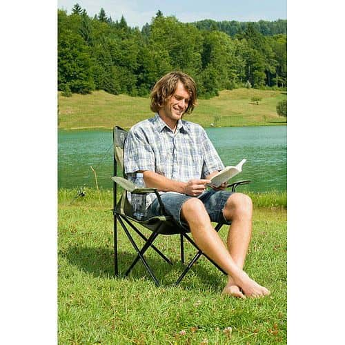 Standard Quad Chair (zelená)