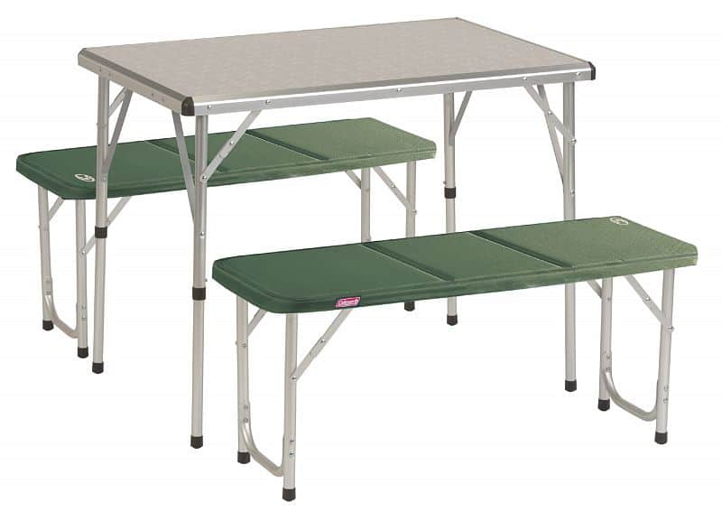 Pack Away table for 4