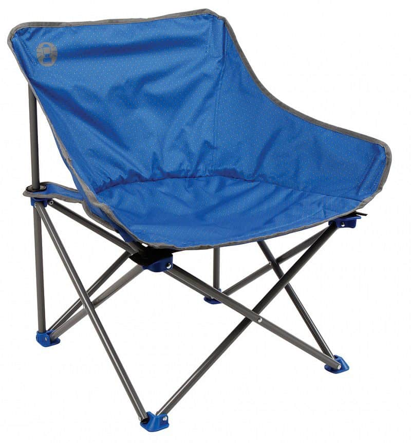Kick Back Chair PDQ - BLUE DOT