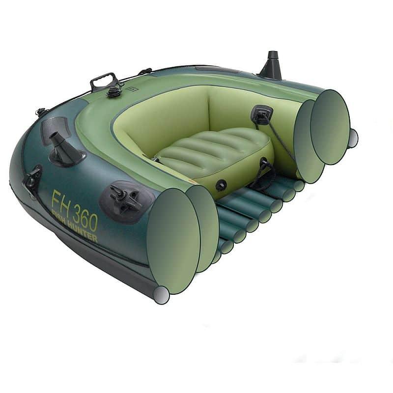 Nafukovací čln SEVYLOR Fish Hunter HF360