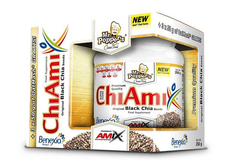 Mr. Popper's® ChiAmix 60 cps.