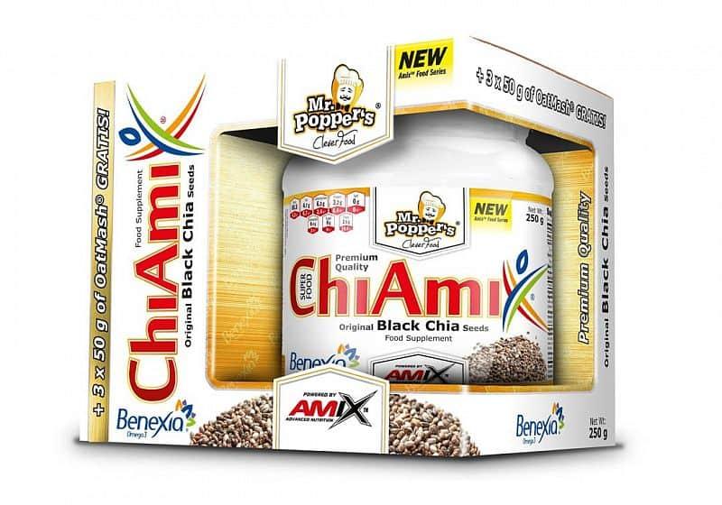 Mr. Popper's® ChiAmix 60 cps.