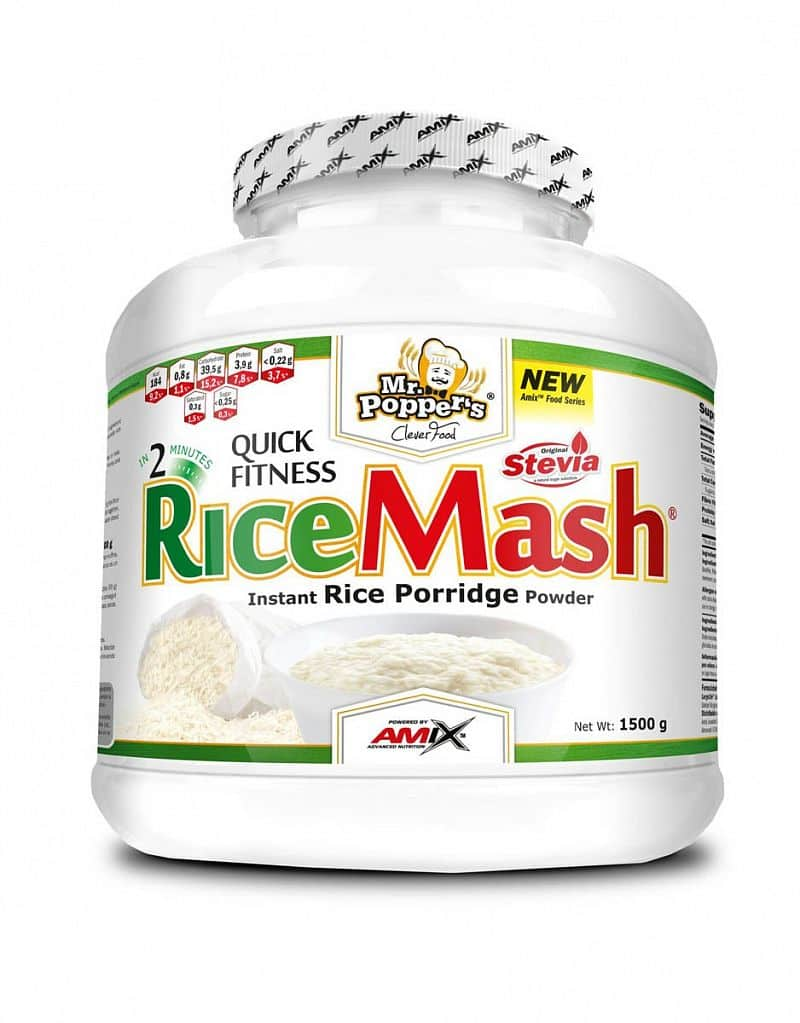 Mr. Popper's® RiceMash® 600 g