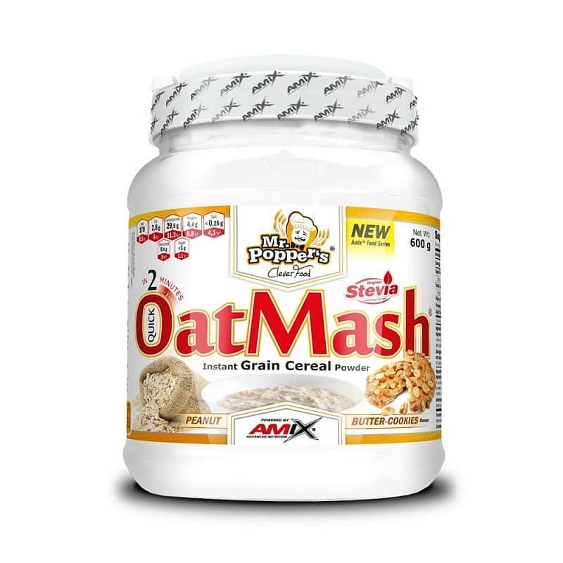 Amix™ Oat Mash 600g 600 g Banoffee