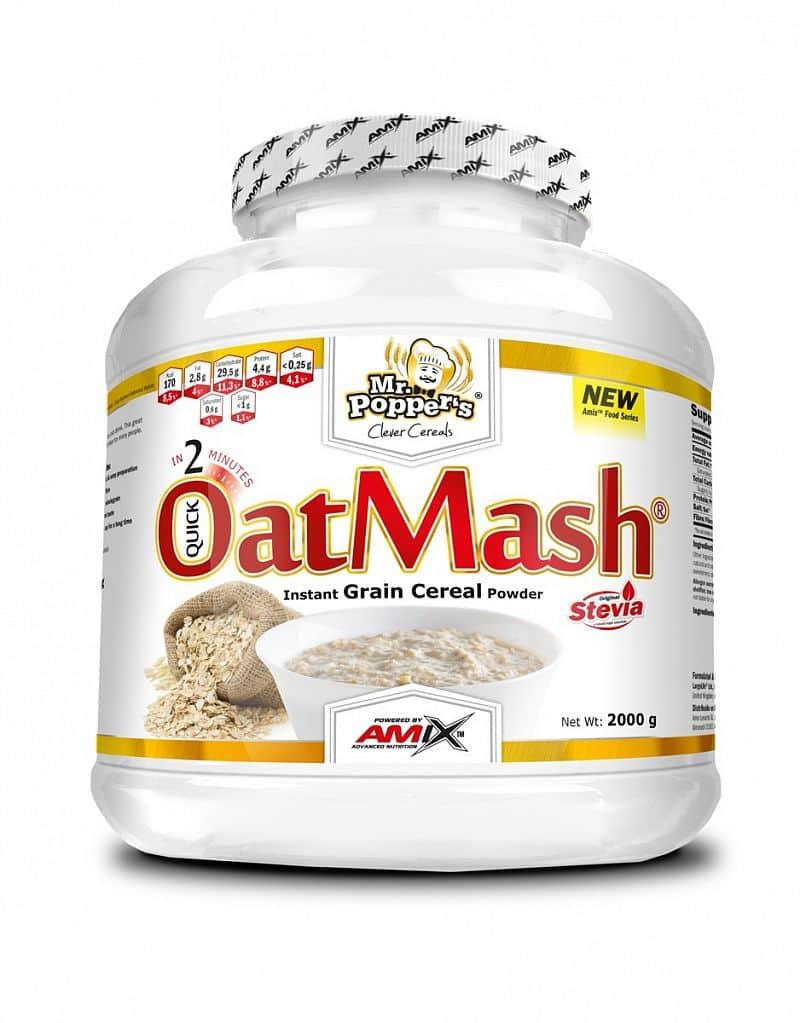 Amix™ Oat Mash 2000g 2000g Peanut Butter-cookies