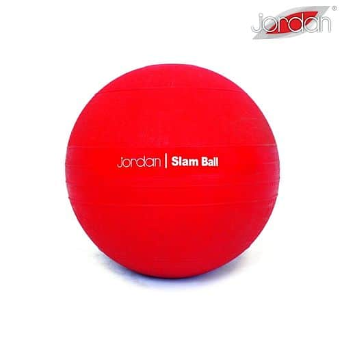 Slam ball JORDAN 9 kg červený