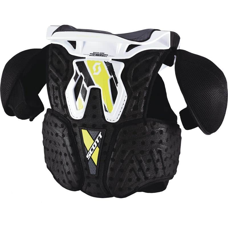 Chránič těla SCOTT Neck Armor Junior