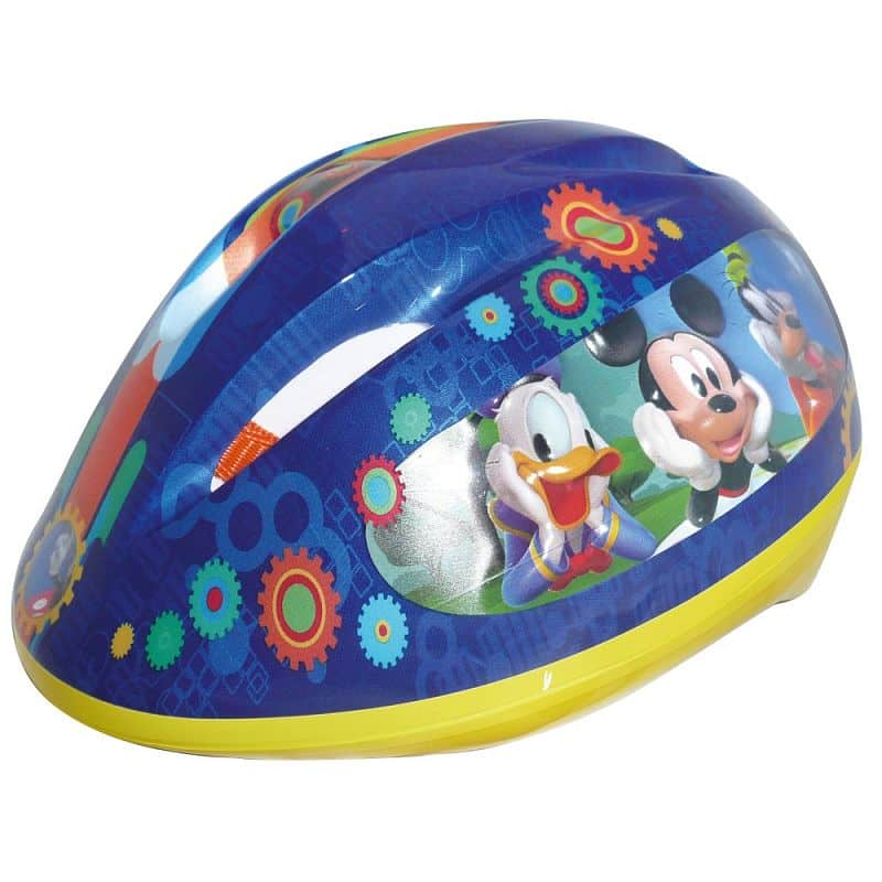 Cyklo helma 3D Disney Mickey