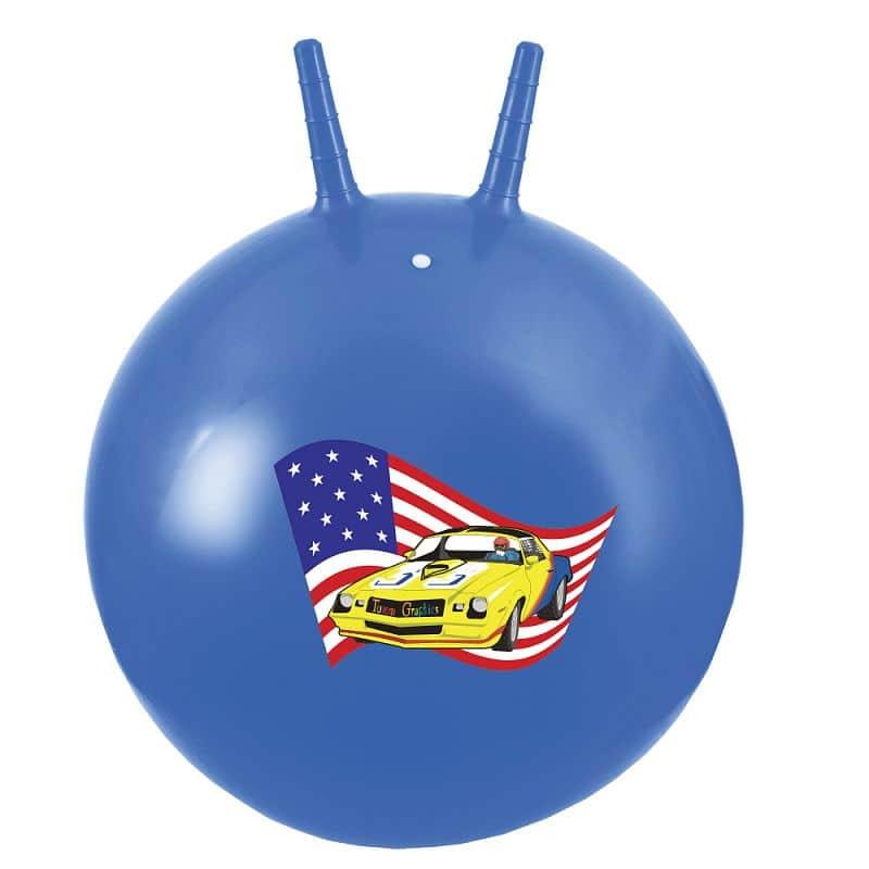 NAZCAR Skákací míč 45 cm