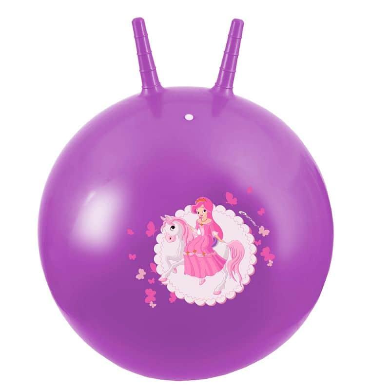 PRINCESS Skákací míč 45 cm