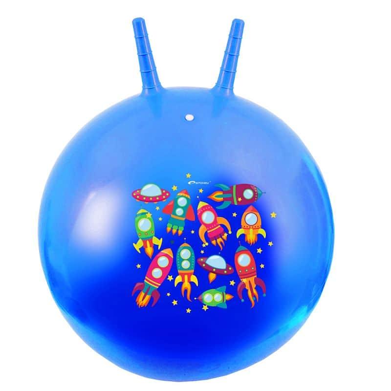 SPACE QUEST Skákací míč 60 cm